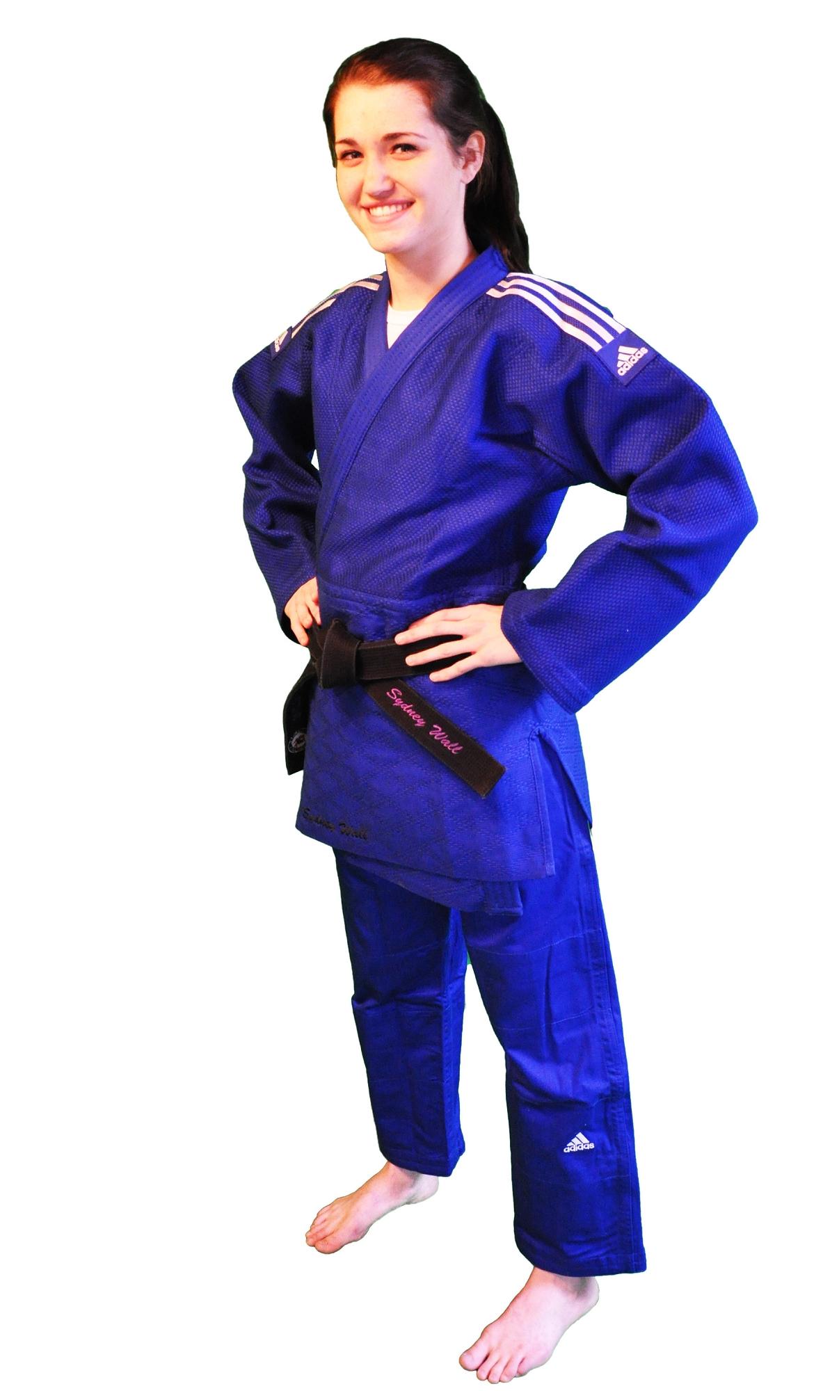 3942f8d238304 adidas Champion 2 IJF Judo Gi