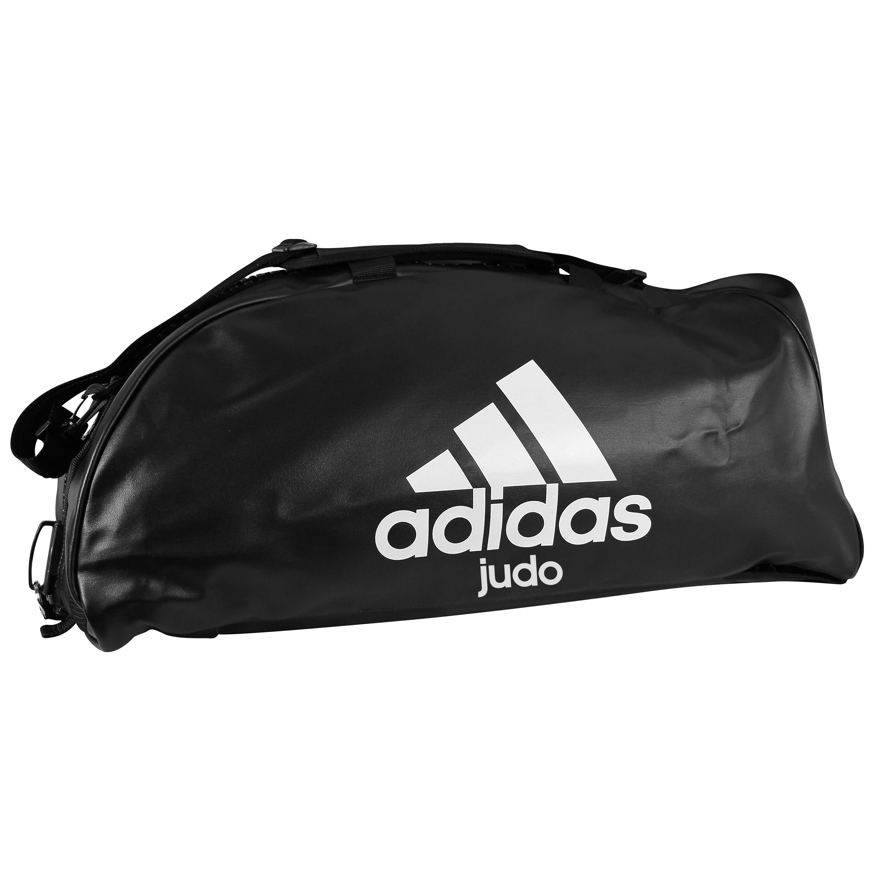 829a444b2390 Home   Equipment   Bags   2-in-1 Training Bag - Black   White - Medium