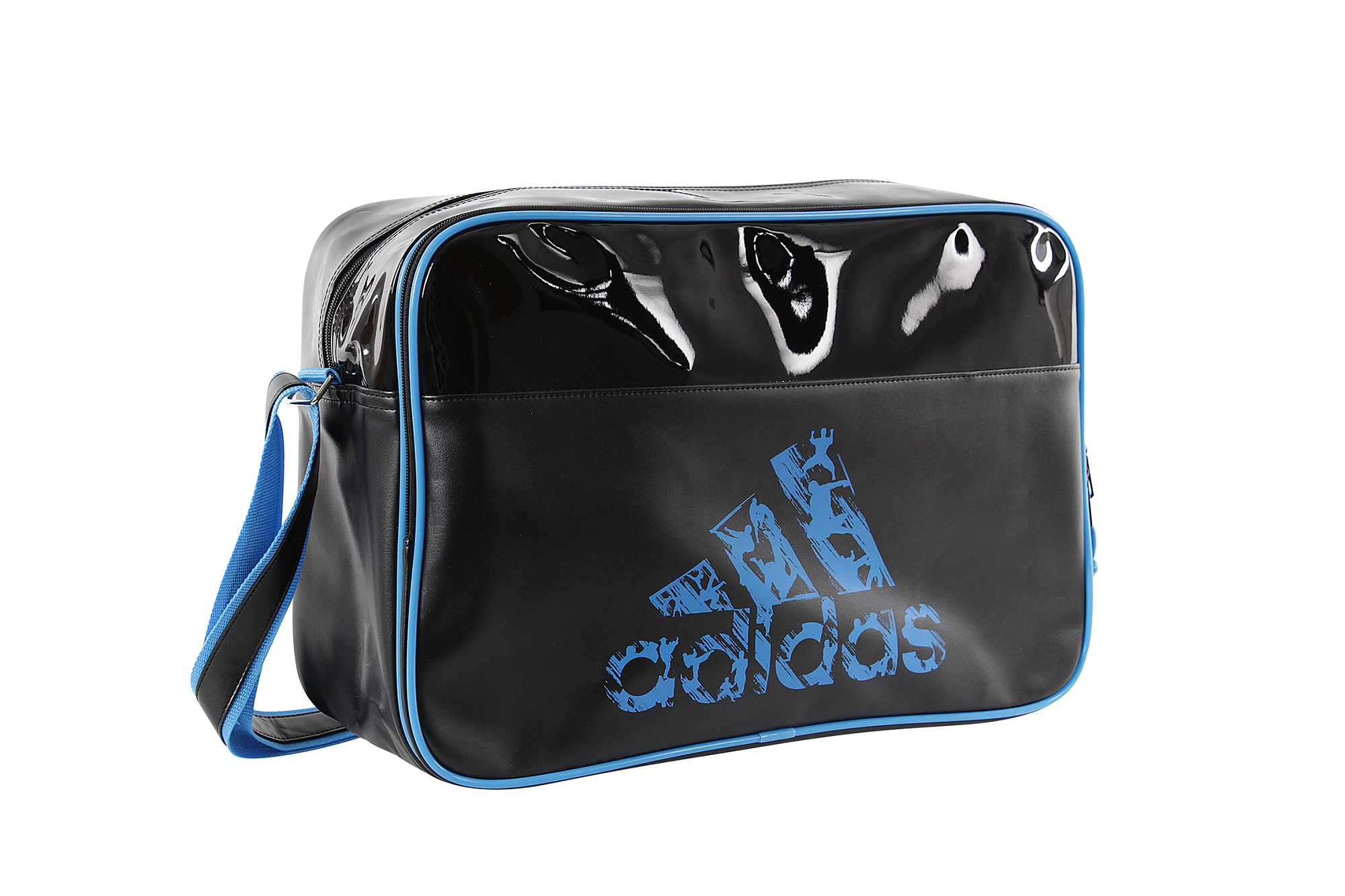 Leisure Messenger Bag - Small - Blue