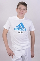 Adidas Tee White YOUTH