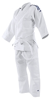 J250 Evolution Club Gi Blue Stripes