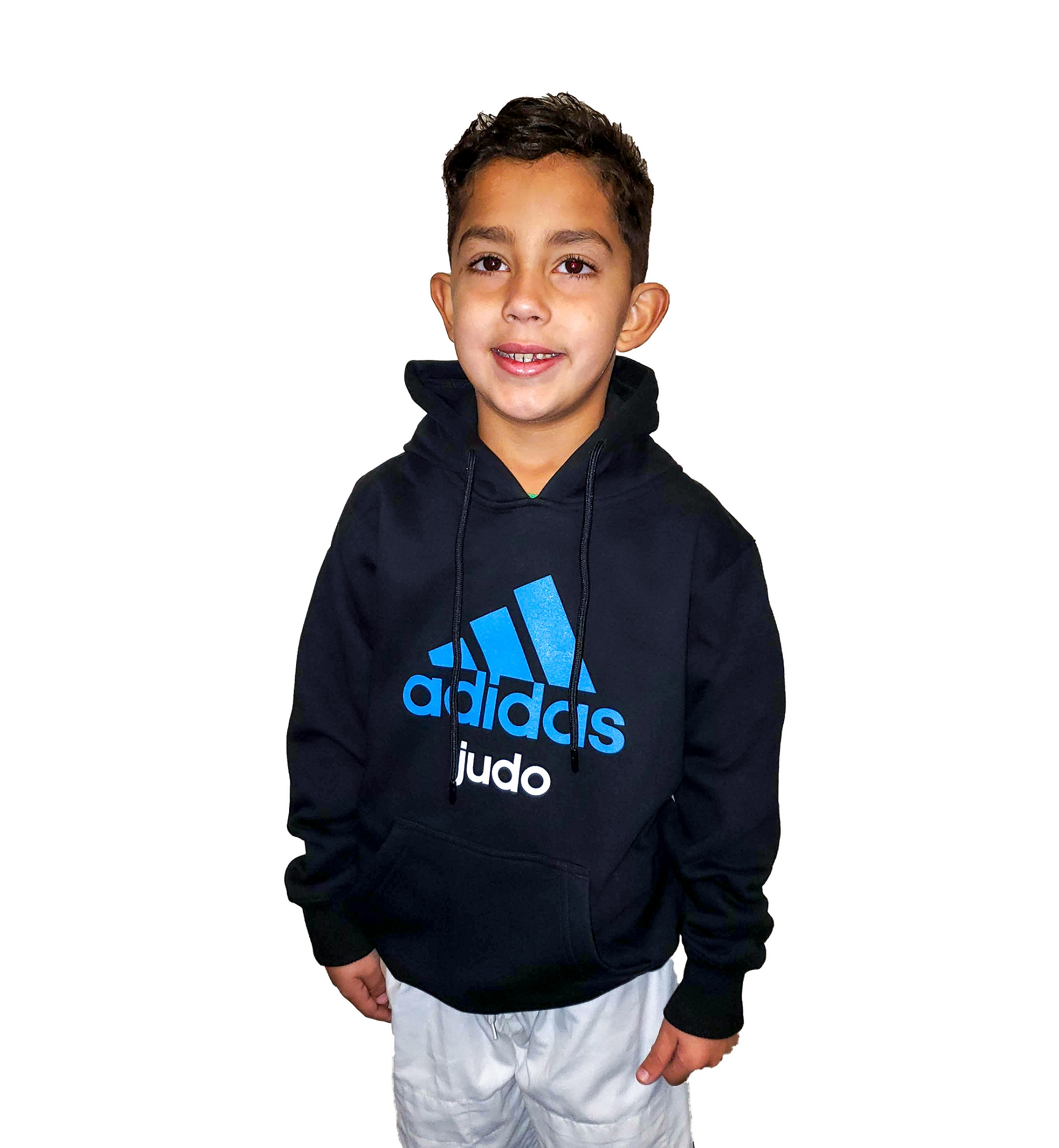 Adidas Black Hoodie Black Judo Youth Judo Youth Adidas Hoodie deBoCx