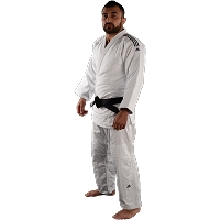 IJF Champion 2 White