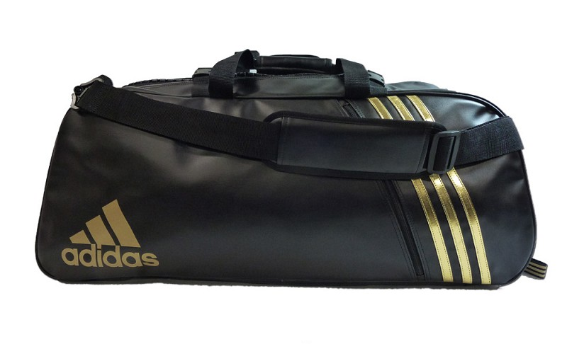 Training 2 in 1 Bag - Large Gold