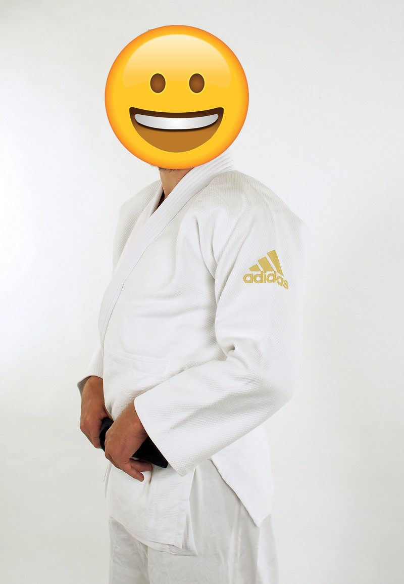 J990 Millenium White/Gold Logo