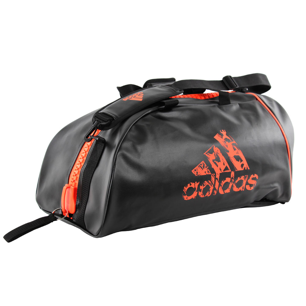 Training 2 in 1 Bag - Medium Orange