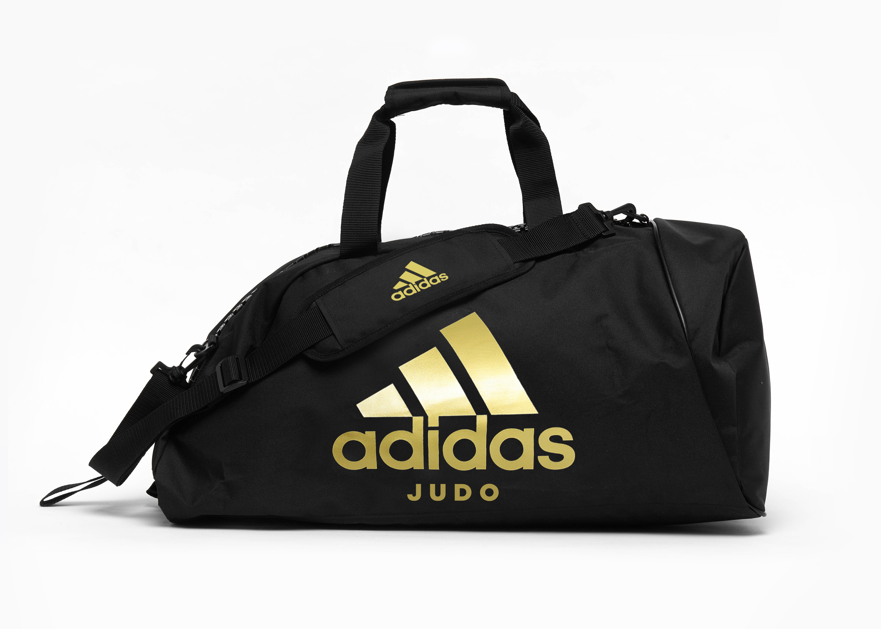 Training 2-in-1 Bag - BLACK-GOLD