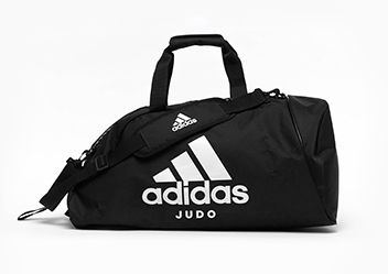 Training 2-in-1 Bag - BLACK-WHITE