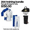 J500 Gi & Bag Bundle